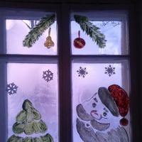 Фотоотчет «Готовимся к Новому году». Оформление группы, новогодние поделки