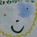 Рисование мыльными пузырями (мой первый опыт)