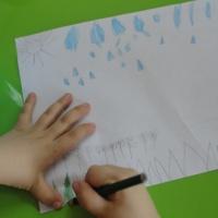 Информационно-творческий проект «Озорной проказник— дождь» для детей старшей возрастной группы