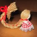«Ваше Счастье в ваших руках!» Кукла-оберег «На счастье»