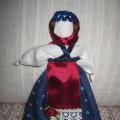Мастер-класс по изготовлению куклы Метлушки