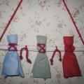 Кукла-оберег «Колокольчик»