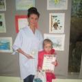 Наши рисунки отметили в городском краеведческом музее!