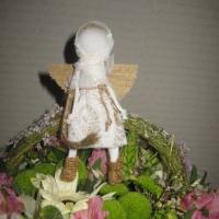 Мастер-класс изготовления куклы по мотивам народной куклы «Деревенский ангел»