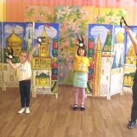 Мастер-класс изготовления «Ласточки» с детьми подготовительного возраста