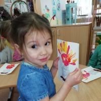 Фотообзор творческих работ по теме пожарной безопасности с детьми разных возрастных групп в нетрадиционных техниках рисования