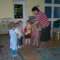 Конспект НОД по развитию речи с детьми раннего возраста «Игры с Винни-Пухом»