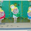 Матрёшки для русского народного танца