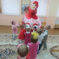 Фотоотчет о новогодних каникулах в Доме ребенка