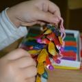 Совместный мастер-класс детей и родителей «Новогодняя игрушка своими руками»