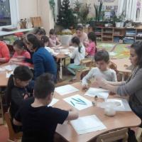Мастер-класс для родителей «Новогодняя игрушка из солёного теста»