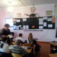 Фотоотчет «Открытый урок по математике в 3 классе»