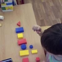 Игры с блоками Дьенеша во второй младшей группе
