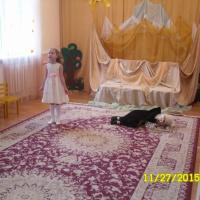 Театрализованное представление по сказке Н. Юсупова «Правдивая сказка»