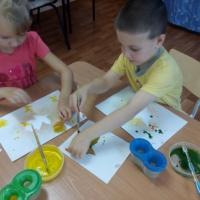 Конспект НОД для детей 5–6 лет «Осенняя прогулка». Полихудожественный подход