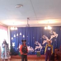 Фотоотчет «Театр в гостях у детей»