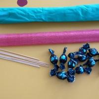 Мастер-класс по изготовлению подарка для мамы «Розочка с сюрпризом»