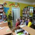 «Экскурсия в библиотеку детей подготовительной группы»— фотоотчет