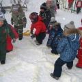 «Зимние забавы». Наши прогулки