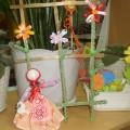 Куколка-садовница