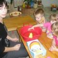 Проект «Волшебница вода» в 1 младшей группе детского сада