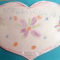 «Валентинки». Рисунки детей старшего дошкольного возраста