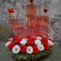 Мои авторские работы: флористические композиции