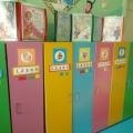 Оформление приёмной комнаты в детском саду