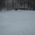 «Зимние забавы». Снежные постройки на участке