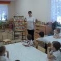 Фотоотчёт о проведении урока здоровья в старшей группе «Здоровые дети в здоровой семье»