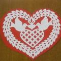 Валентинки-сердечки