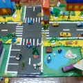 Фотоотчет занятий по правилам дорожного движения