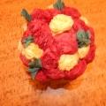 «Букет роз для мамочки»