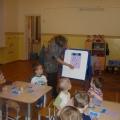 «Дождик, лей-лей». Конспект образовательной деятельности по рисованию в младшей группе