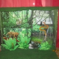 Наглядно-дидактическое пособие «Животные джунглей»