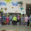 Открытие зимних Олимпийских игр в детском саду
