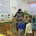 Конспект открытого занятия по рисованию (пластилинография) в подготовительной группе «Аквариум с рыбками»