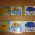 Дидактическая игра «Солнышко и тучка», направленная на формирование эмоциональной отзывчивости на музыкальные произведения