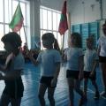 Фотоотчёт об участии воспитанников детского сада на открытии Первых Зимних Олимпийских игр— 2014