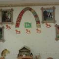 Оформление холла в помещении детского сада «Год Лошади»