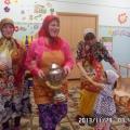 Фотоотчет о совместном с родителями развлечении «Ладушки, ладушки— едем к своей бабушке»