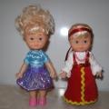 Кукла в русском национальном костюме