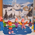 «Зимние Олимпийские игры в Сочи!» Оформление детского сада