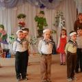 Фотоотчёт о проведённом празднике, посвящённом Дню защитника Отечества, в старшей группе