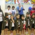 Смотр строя и песни «Солдатушки» среди детей дошкольного возраста