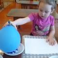 Развитие художественно-творческих способностей ребенка в процессе экспериментирования с ИЗО-материалами
