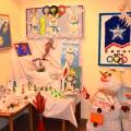 Олимпийский уголок в детском саду «Сочи 2014-жаркие, зимние, твои!»