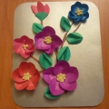 Мастер-класс по изготовлению подарка к 8 марта «Цветущая веточка сакуры»
