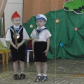 Праздник 23 февраля в детском саду. Фоторепортаж