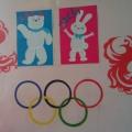 Фотоотчет «Салют, Олимпиада!»